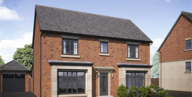 £740,000, 4 Bedroom Detached House For Sale in Cheshire, SK10