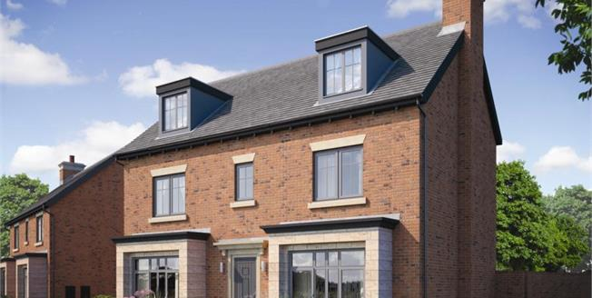 £1,125,000, 6 Bedroom Detached House For Sale in Cheshire, SK10