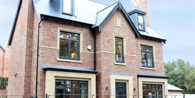 £945,000, 5 Bedroom Detached House For Sale in Cheshire, SK10
