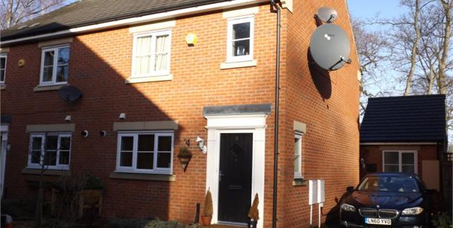 £235,000, 3 Bedroom Semi Detached House For Sale in Manchester, M23