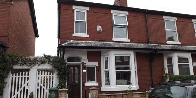 Offers Over £290,000, 4 Bedroom End of Terrace House For Sale in Timperley, WA15