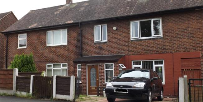 Offers Over £120,000, 3 Bedroom Terraced House For Sale in Manchester, M23