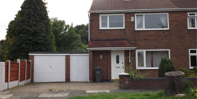 Offers Over £225,000, 4 Bedroom Semi Detached House For Sale in Manchester, M23