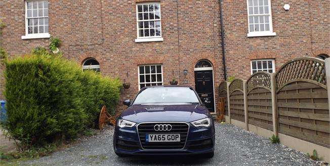 Offers in the region of £450,000, 3 Bedroom Terraced House For Sale in Altrincham, WA14