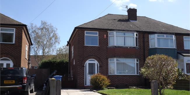 Offers Over £300,000, 3 Bedroom Semi Detached House For Sale in Timperley, WA15