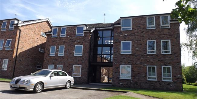 Offers in the region of £185,000, 2 Bedroom Flat For Sale in Timperley, WA15