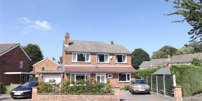 Offers Over £550,000, 4 Bedroom Detached House For Sale in Hale, WA15