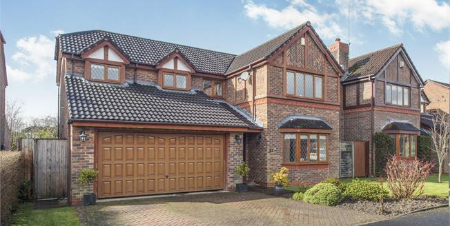Asking Price £750,000, 4 Bedroom Detached House For Sale in Bowdon, WA14