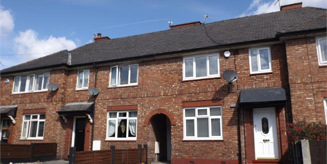 Offers Over £190,000, 3 Bedroom Terraced House For Sale in Broadheath, WA14