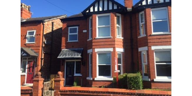 Offers Over £450,000, 3 Bedroom Semi Detached House For Sale in Timperley, WA15