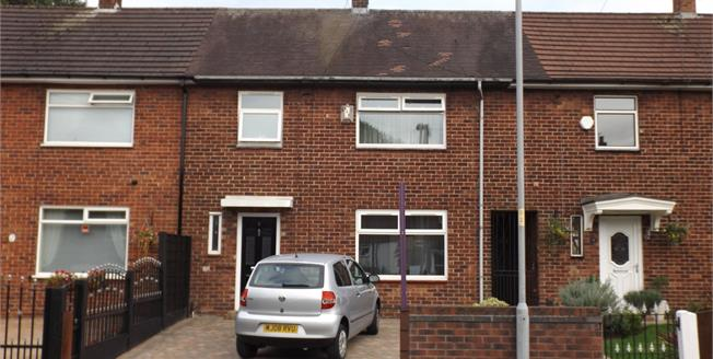 Guide Price £135,000, 3 Bedroom Terraced House For Sale in Manchester, M23