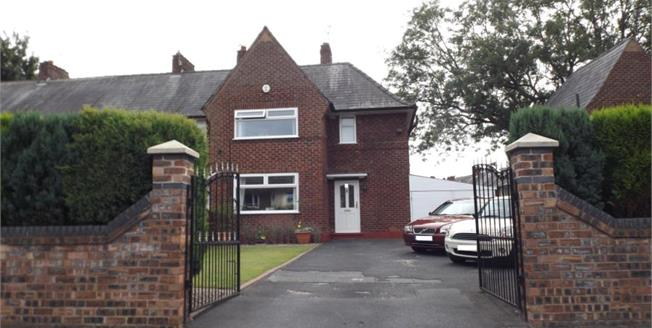 Offers Over £160,000, 2 Bedroom Semi Detached House For Sale in Manchester, M22