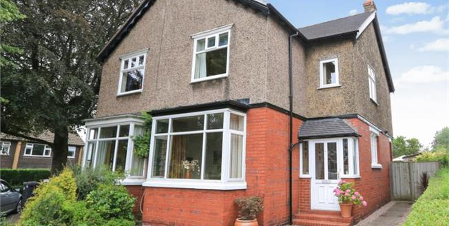Offers in the region of £300,000, 3 Bedroom Semi Detached House For Sale in Alsager, ST7