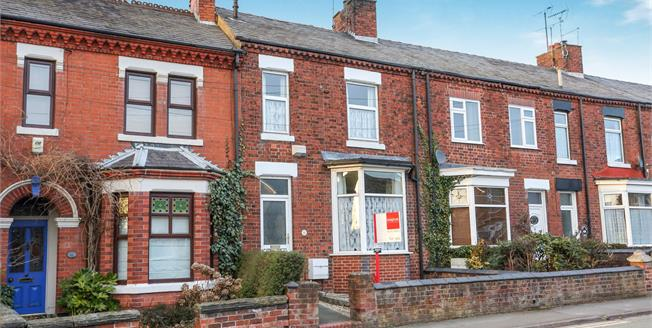 Asking Price £165,000, 3 Bedroom Terraced House For Sale in Alsager, ST7