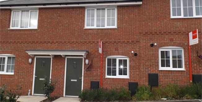Asking Price £92,000, 2 Bedroom Terraced House For Sale in Crewe, CW1