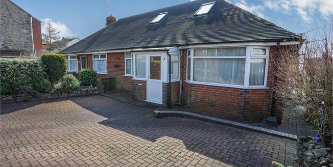 Offers Over £160,000, 3 Bedroom Semi Detached House For Sale in Mow Cop, ST7