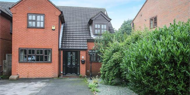 Offers Over £200,000, 3 Bedroom Detached House For Sale in Audley, ST7