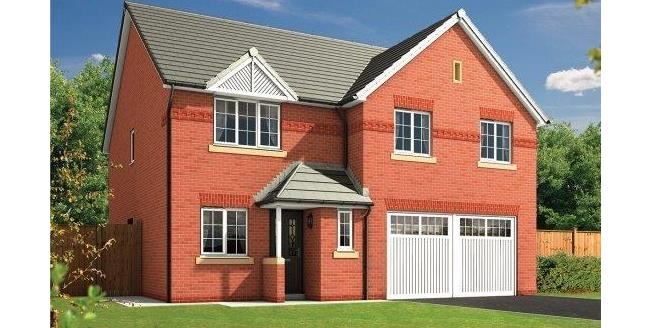 £399,950, 5 Bedroom Detached House For Sale in Lawton Green, ST7
