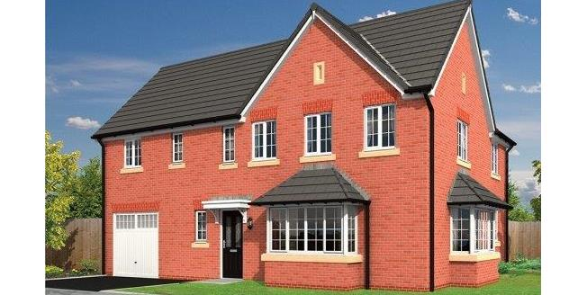 £364,950, 4 Bedroom Detached House For Sale in Lawton Green, ST7