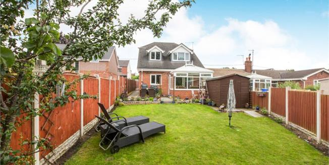 Offers in excess of £265,000, 3 Bedroom Detached House For Sale in Rookery, ST7