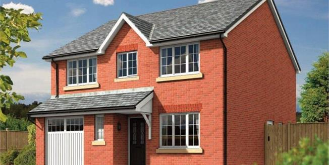 £294,950, 4 Bedroom House For Sale in Lawton Green, ST7