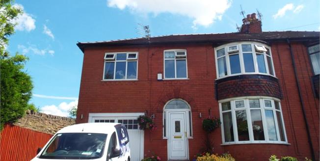 £240,000, 4 Bedroom Semi Detached House For Sale in Ashton-under-Lyne, OL6