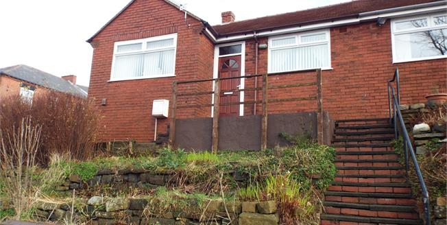 Offers Over £100,000, 2 Bedroom Semi Detached Bungalow For Sale in Oldham, OL1