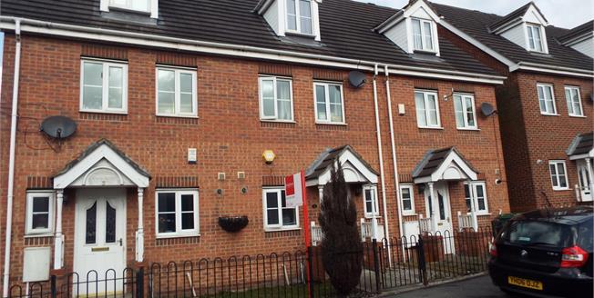Asking Price £125,000, 3 Bedroom Terraced House For Sale in Ashton-under-Lyne, OL6