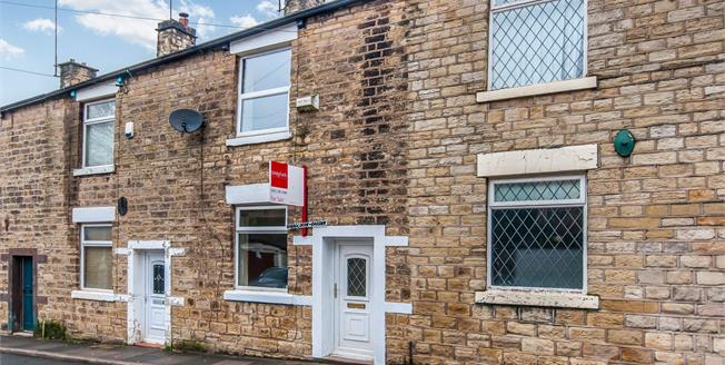 Offers Over £100,000, 2 Bedroom Terraced House For Sale in Mossley, OL5