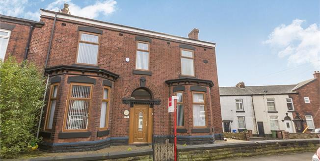 Offers Over £170,000, 4 Bedroom Terraced House For Sale in Ashton-under-Lyne, OL6