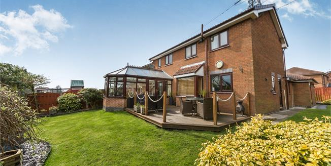 Offers Over £250,000, 4 Bedroom Detached House For Sale in Ashton-under-Lyne, OL7