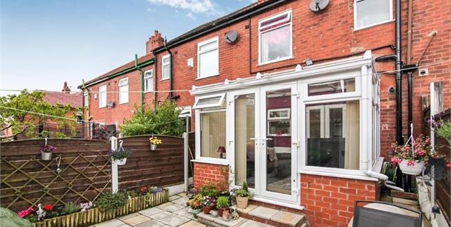 Offers Over £100,000, 2 Bedroom Terraced House For Sale in Oldham, OL8