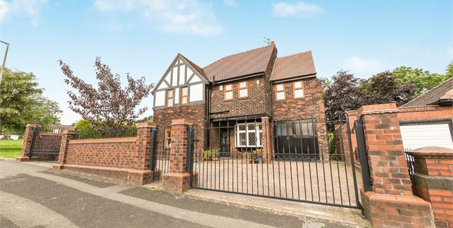 Asking Price £330,000, 4 Bedroom Detached House For Sale in Ashton-under-Lyne, OL6