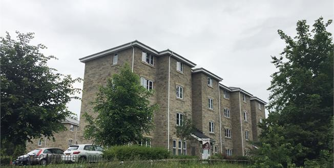 Asking Price £90,000, 1 Bedroom Flat For Sale in Mossley, OL5