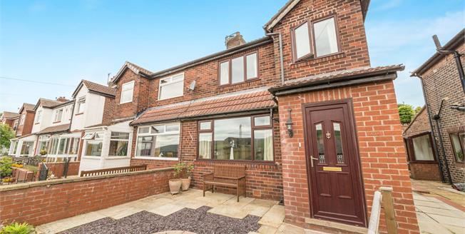 Asking Price £250,000, 3 Bedroom Semi Detached House For Sale in Mossley, OL5