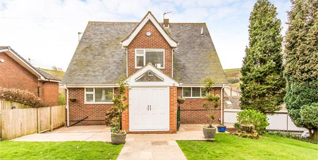 Offers Over £499,950, 5 Bedroom Detached House For Sale in Grotton, OL4
