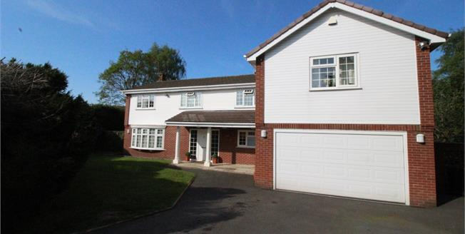 Offers Over £1,000,000, 6 Bedroom Detached House For Sale in Bramhall, SK7
