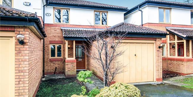 Offers Over £300,000, 4 Bedroom Link Detached House For Sale in Bramhall, SK7