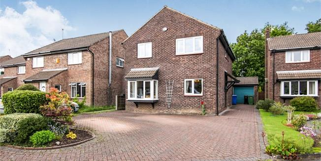Offers Over £325,000, 4 Bedroom Detached House For Sale in Bramhall, SK7