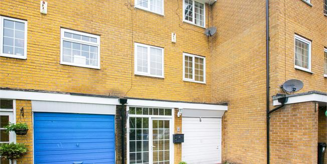 Offers Over £235,000, 4 Bedroom Town House For Sale in Bramhall, SK7