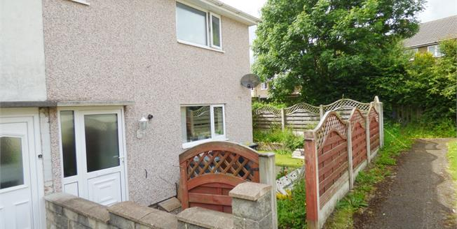 Asking Price £120,000, 3 Bedroom End of Terrace House For Sale in Buxton, SK17
