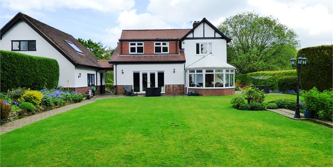 Offers Over £635,000, 4 Bedroom Detached House For Sale in Buxton, SK17
