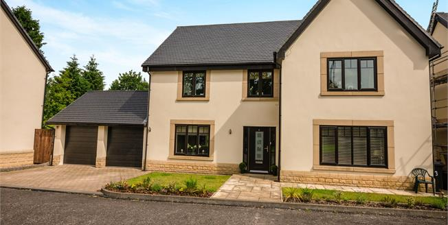 Asking Price £595,000, 5 Bedroom Detached House For Sale in Buxton, SK17