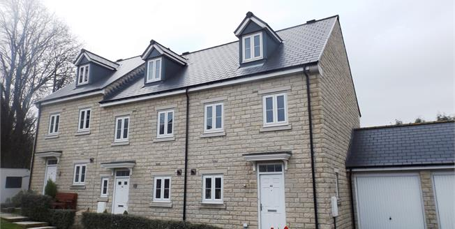 Asking Price £275,000, 4 Bedroom End of Terrace House For Sale in Buxton, SK17