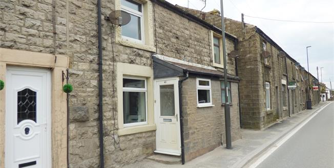 Asking Price £105,000, 2 Bedroom Terraced House For Sale in Dove Holes, SK17