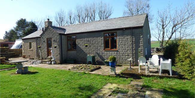 Asking Price £450,000, 3 Bedroom Detached Bungalow For Sale in Brierlow Bar, SK17