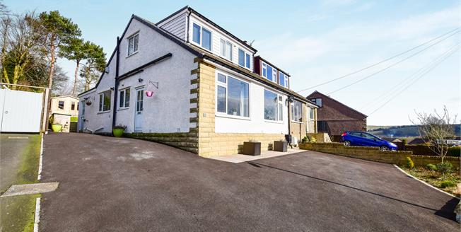 Asking Price £240,000, 2 Bedroom Semi Detached Bungalow For Sale in Chapel-en-le-Frith, SK23