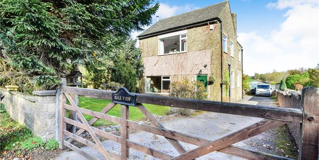 Offers in the region of £295,000, 4 Bedroom Detached House For Sale in Sterndale Moor, SK17