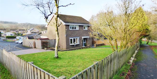 Asking Price £320,000, 4 Bedroom Detached House For Sale in Buxton, SK17