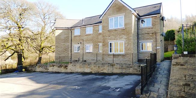 Asking Price £120,000, 2 Bedroom Flat For Sale in Buxton, SK17